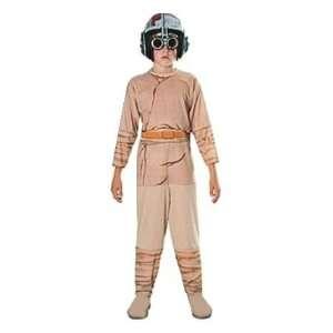 Anakin Skywalker Star Wars Episode One Pod Racer Costume