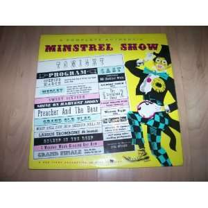 Complete Authentic Minstrel Show UK LP: Various Artists: Music