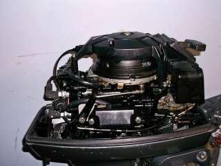 1999 Johnson 8 HP Outboard Boat Motor Engine XL Shaft Sailboat Engine