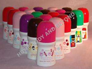 AVON Kids Bath Time Body Paints Wash You Choose Scent