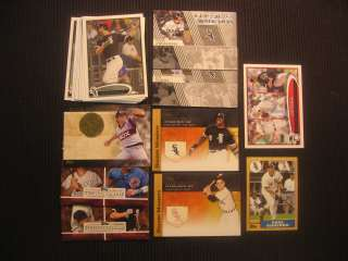 2012 TOPPS #1 CHICAGO WHITE SOX SP TEAM SET 20 CARDS FRANK THOMAS