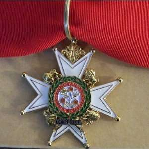 Medieval British UK Knight Order Bath Award Medal Orden