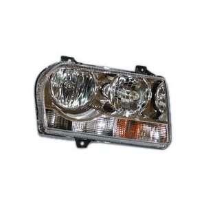 TYC 20 6637 90 Chrysler 300 Passenger Side Headlight