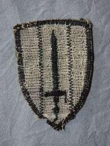 PATCH VIETNAM US ARMY VIETNAM THEATER MADE VIETNAM AS REMOVED ORIGINAL