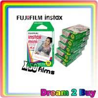 Fuji Instant Instax Mini 7S Polaroid Camera + 100 Films 659096711774