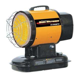 ProTemp PT 55 SS Portable Kerosene Forced Air Heater