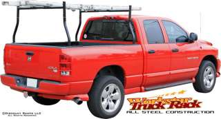 Pickup Truck Rack on a Dodge 1500