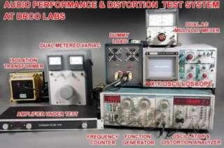 CENTRON RACK MOUNT STEREO AUDIO POWER AMPLIFIER GUAR |