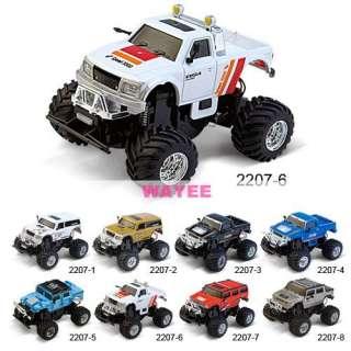 Super Mini RC Radio Remote Control Top Racing Truck