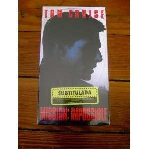 [VHS] Tom Cruise, Jon Voight, Emmanuelle Béart, Henry Czerny