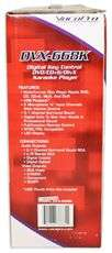 VOCOPRO DVX 668K DVD/CD+G/USB KARAOKE PLAYER+KEY CONTRL