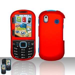 For Samsung Intensity 2 II Phone Cover Hard Case RED