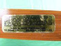 US SMITHS WASHITA Sharpening Stone for Knife Dagger