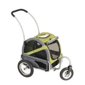 Doggyride Mini Dog Stroller   Outdoors Green