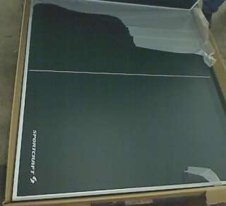 Sportcraft Prime Time Table Tennis Table TADD