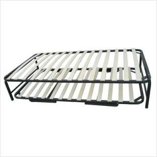 Hazelwood Home Trundle Bed Frame with Riser 12423 814461012423