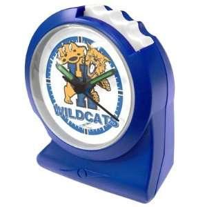 Kentucky Wildcats Suntime Gripper NCAA Alarm Clock  Sports