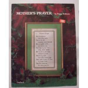 Mothers Prayer Stitching Craft Book Books