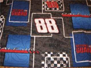Handcrafted Nascar Table Runner/Dresser Runner