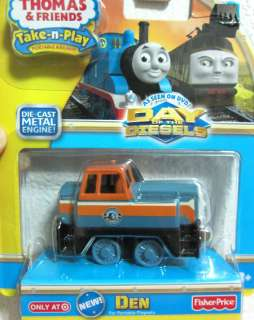 THOMAS & FRIENDS Take n Play DEN DIECAST METAL ENGINE