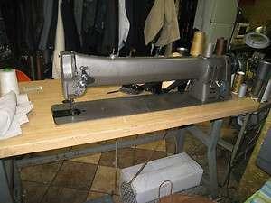 Walking Foot Sewing Machine Consew 206RBL 1 STK 3 1984