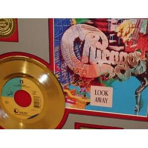 CHICAGO Gold Record Limited Edition Collectible