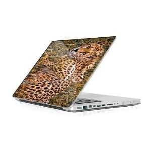 Cheetah In The Grass   Macbook Pro 15 MBP15 Laptop Skin