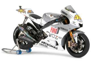 Tamiya 14120 YZR M1 2009 Fiat Yamaha Team Estoril 1/12 scale kit