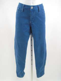 LEVIS JEANS Bright Blue Denim Skinny Leg Jeans Pants 6