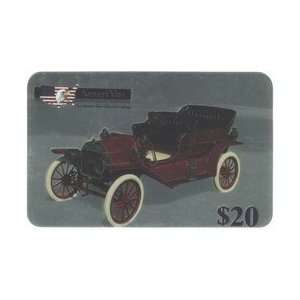 Automobiles (Chrome) 1908 Ford, Model T Touring Car