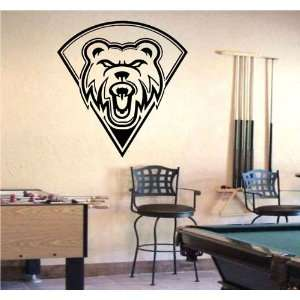 Wall Mural Vinyl Sticker Sports Logos Ahl charlotte Checkers (S1882