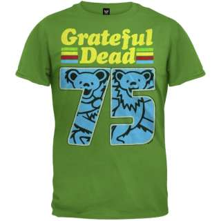 Grateful Dead   Dancing Bears 75 T Shirt