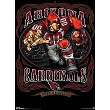 Arizona Cardinals Posters   Posters/Wall Clings