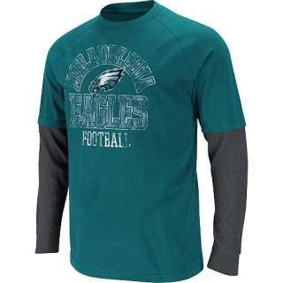 Philadelphia Eagles Big & Tall Read & React Two fer T Shirt