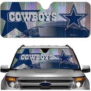 Dallas Cowboys Team ProMark Dallas Cowboys Auto Sunshade