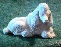 NEW POODLE DOG animal READY TO PAINT CERAMIC BISQUE CRAFTS