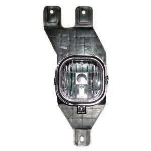 OE Replacement Ford Excursion/Super Duty Driver Side Fog