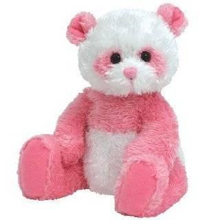 TY Beanie Baby   DANCY the Purple Panda Bear (Internet