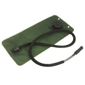 Como Cycling Foldable Army Green TPU Mouth Water Pack Bladder Bag 2.5L