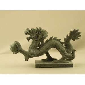 Small Dragon Sculpture Home & Kitchen