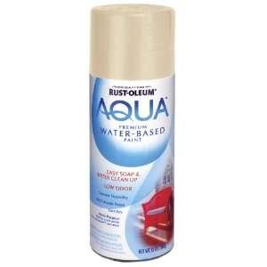 Rust Oleum 223635 Aqua Spray, Sand Dune, 12 Ounce