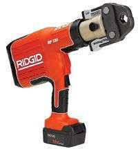 Ridgid 330B Pressing Tool w/ Batteries & Case (27913)