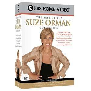 The Best of the Suze Orman Collection (9 Steps/Courage to Be Rich/Road
