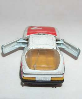 VINTAGE MAZDA RX 7 BULGARIAN MATCHBOX RACING CAR TOY