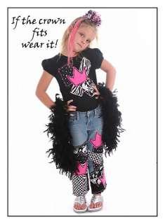 Boutique POSHM Deco Princess Punk Crown Set 2 10