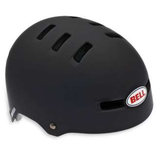 Bell Faction Matt Black Medium Helmet Bike Bicycle BMX Skate