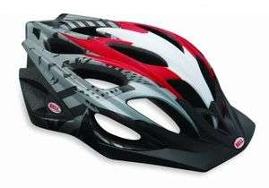 2012 Bell Influx Red/Black Mountain Bike Helmet Medium