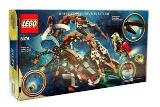 Lego ATLANTIS Deep Sea Striker #8076