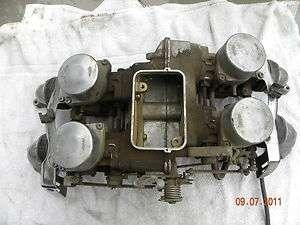 HONDA GOLDWING GL1100 CARBURETOR W/INTAKE MANIFOLD   COMPLETE   1980
