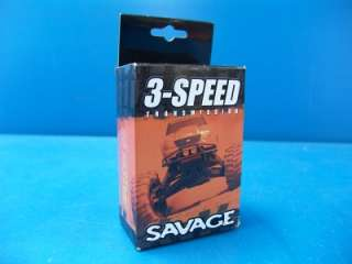 HPI Racing Savage 25 X 3 Speed Transmission Upgrade R/C Monster Truck